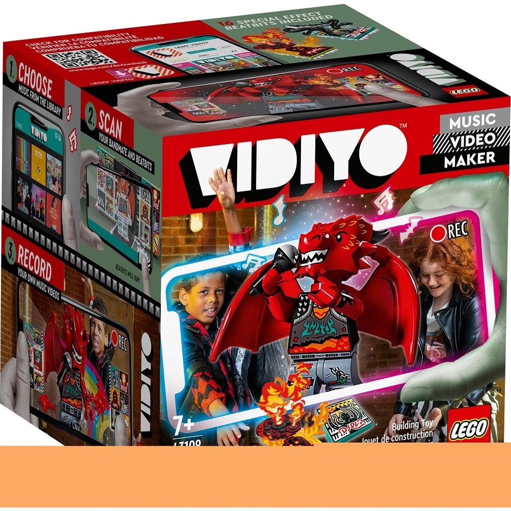 【宅媽科學玩具】LEGO 43109 Metal Dragon BeatBox