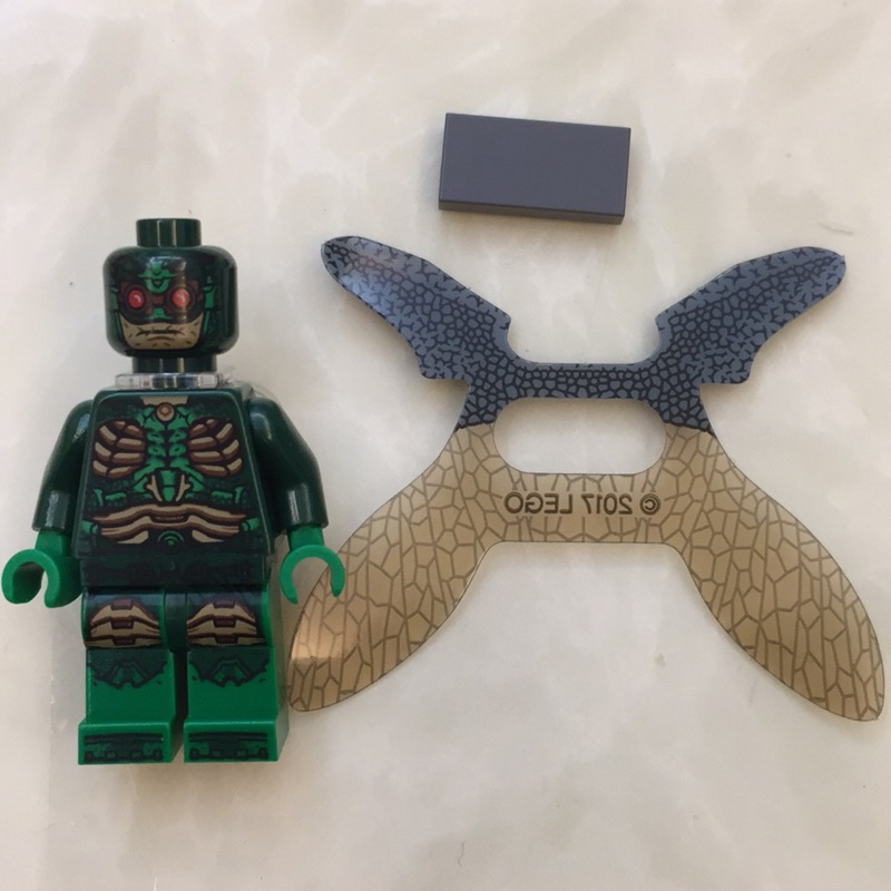 Lego 853744 惡夢蝙蝠俠 拆售綠蒼蠅人