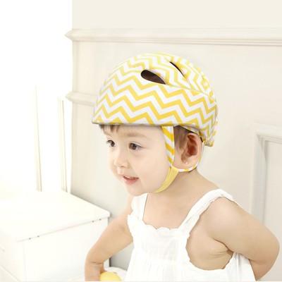 1-2-3-4周歲半嬰幼兒頭盔寶寶安全帽子超輕小孩軟防護防摔防撞bb