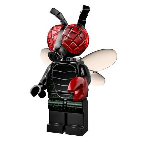 LEGO 71010-6 人偶抽抽包系列 蒼蠅人 Fly Monster 【必買站】 樂高人偶