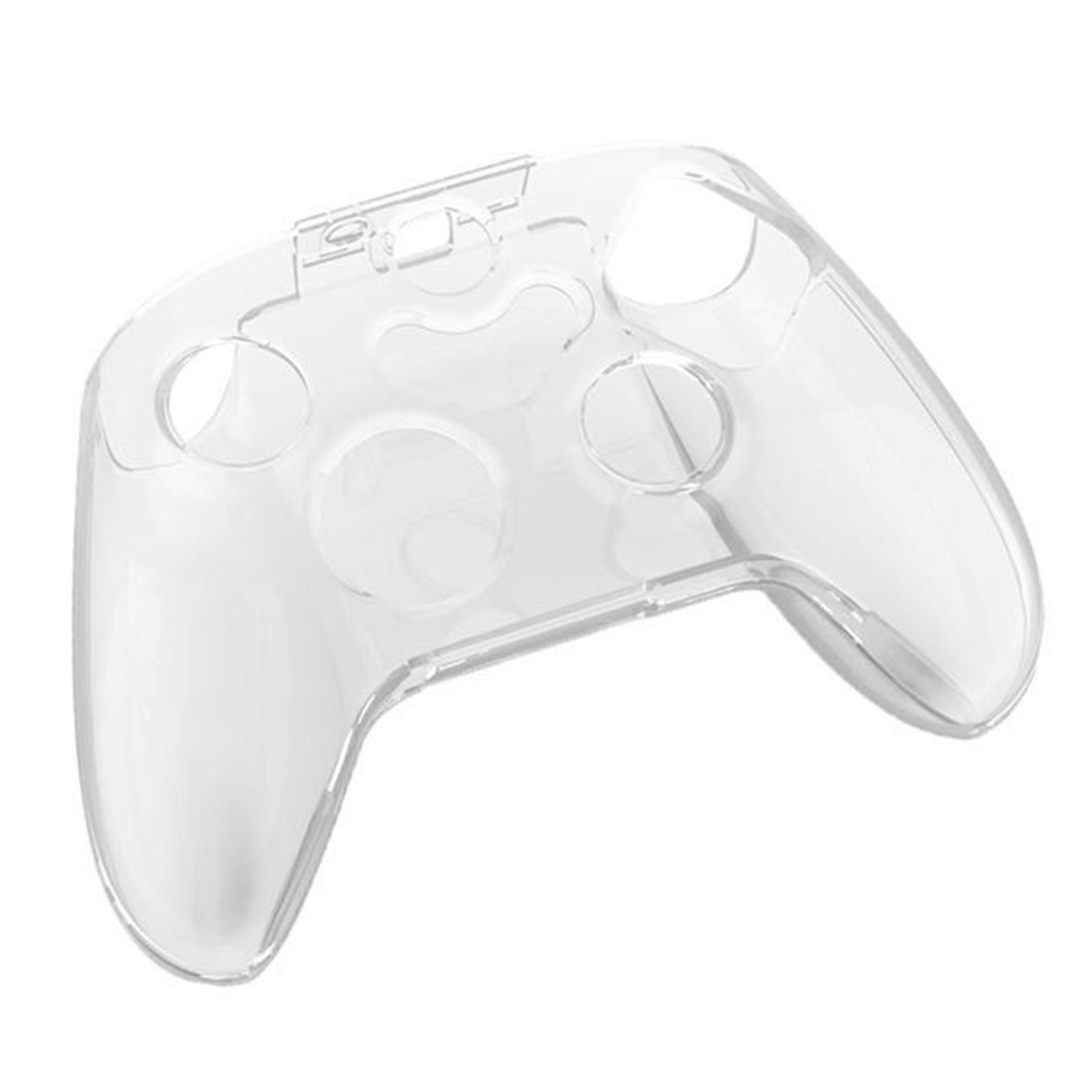 兼容 Xbox Series S X 控制器的保護水晶盒矽膠防震套
