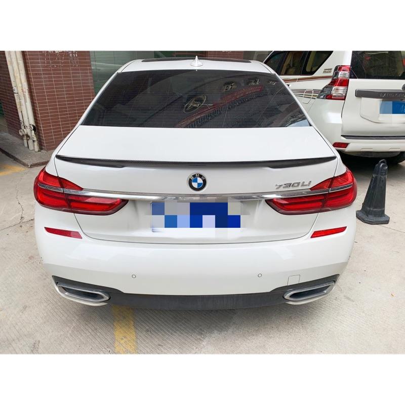 BMW G11 G12 7系 P款 抽真空 carbon 卡夢 尾翼 高品質