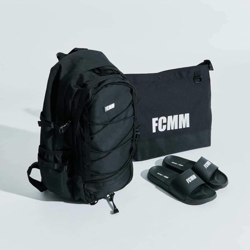 韓國代購🇰🇷SPAO聯名FCMM系列商品 SCHOOL LINE UP 後背包 郵差包 拖鞋