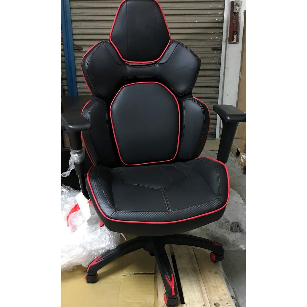 口盃暢貨社↘居家用品類- True Innovations 可調式電競椅-展示中就是出售物件