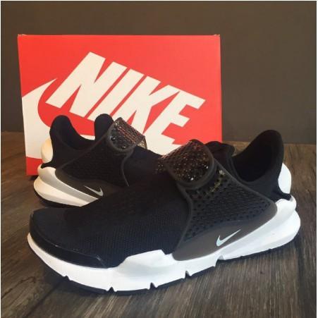 正品 NIKE SOCK DART 襪套 襪套鞋 運動鞋 黑白 819686-005