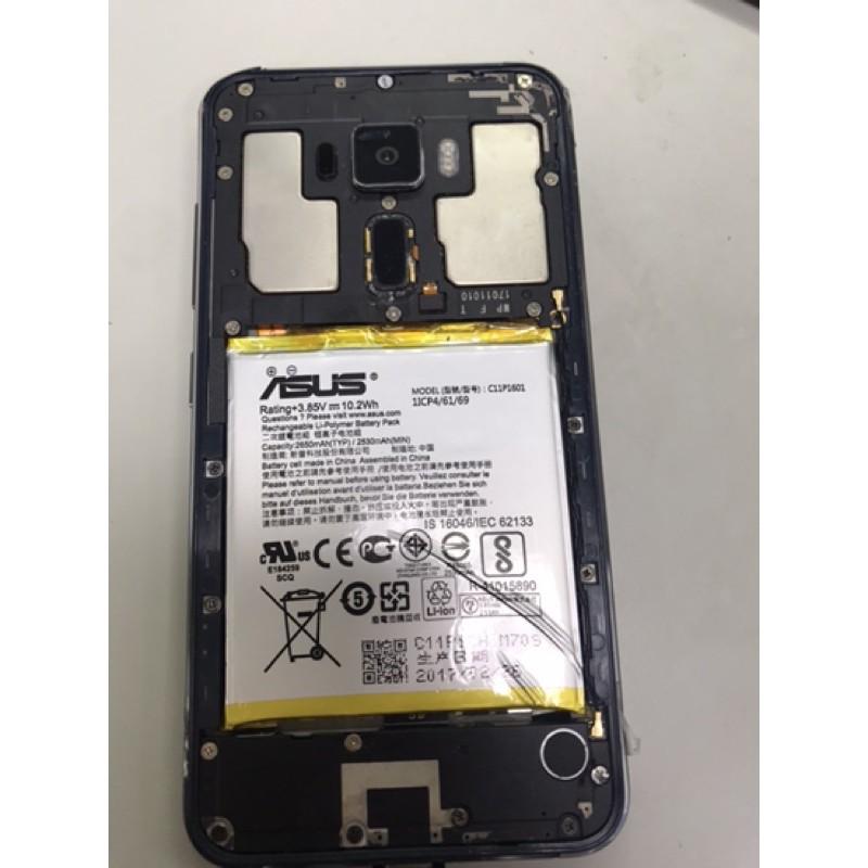 Asus zenfone 3 5.2吋~零件機