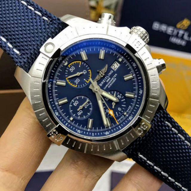 代購  錶鍠  BREITLING  百年靈  復仇者計時腕錶