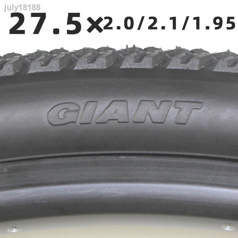 店長推薦๑✇▫正品giant捷安特27.5*1.95/2.0/2.1外胎 XTC系列山地車輪胎配件