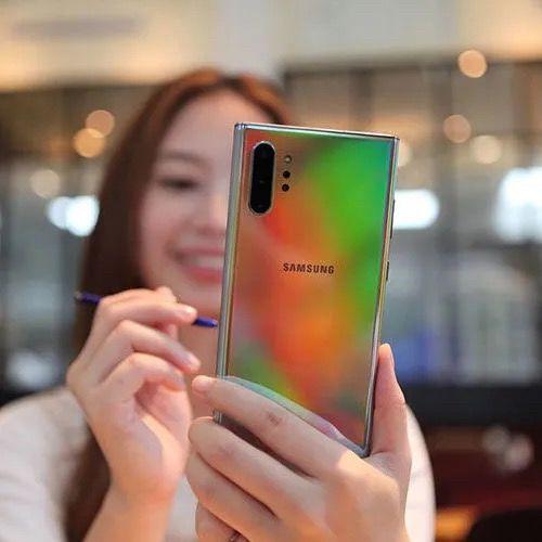 ✺✻☁三星note10+5G原裝正品note10+5G韓版全網通手機三星S105G版S10E
