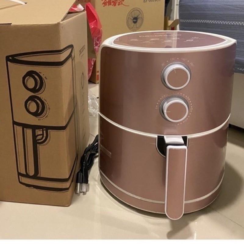 全新日本Peconic 健康油切氣炸鍋 美型氣炸鍋 桃園區桃鶯路自取
