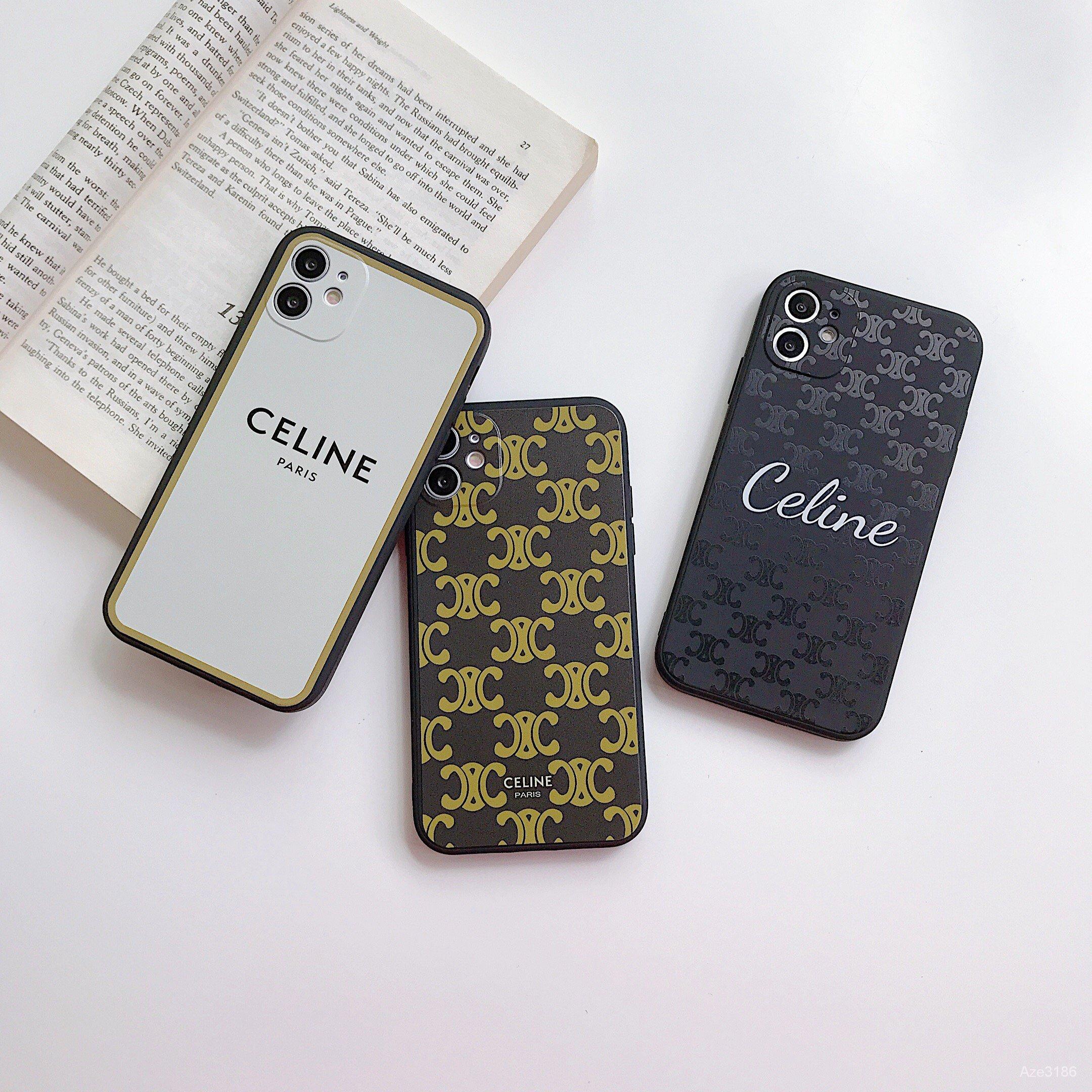 CELINE魔方矽膠手機殼 適用iPhone 11 12 Pro max X XR XS 7 8 plus i11防摔殼