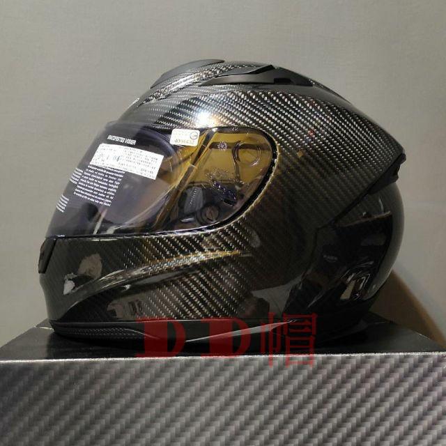 ✔公司貨👍附帽袋🔥全碳纖維  M2R XR3 XR-3 碳纖維 輕量化 全罩式 安全帽 全罩安全帽 DD帽