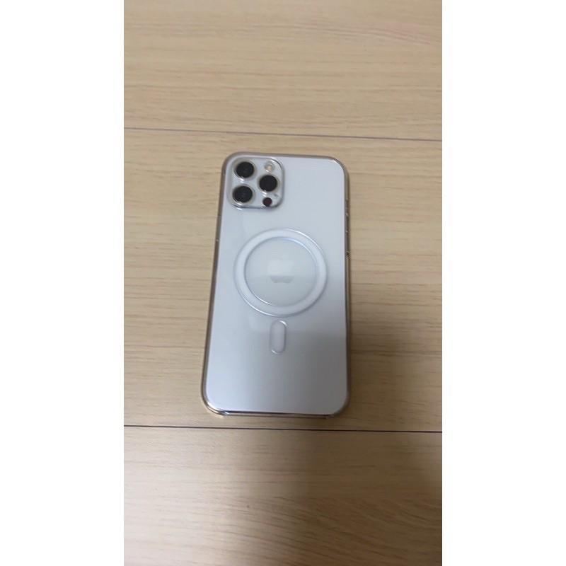 (現貨)Iphone 12 pro max 128G 銀色 保固至2021/11月