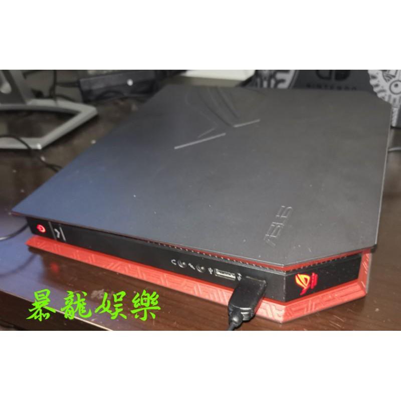 華碩 ASUS ROG GR6 迷你桌機 電競桌機 超強迷你電競桌機 雙核雙碟獨顯 實機拍攝
