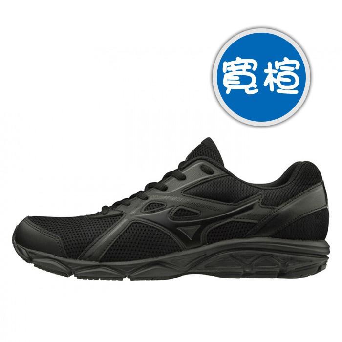MIZUNO 20SSO MAXIMIZER 22 寬楦慢跑鞋黑 K1GA200209 廠商直送 現貨