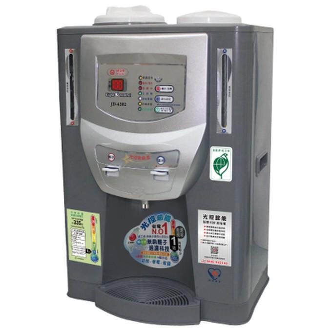 JD-4202晶工牌光控溫熱全自動開飲機 / 飲水機【能源效率1級】