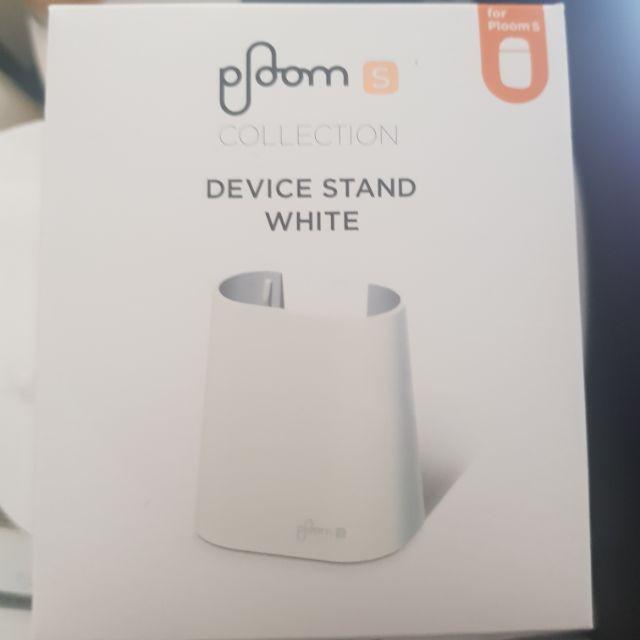 日本帶回ploom tech s家用充電座