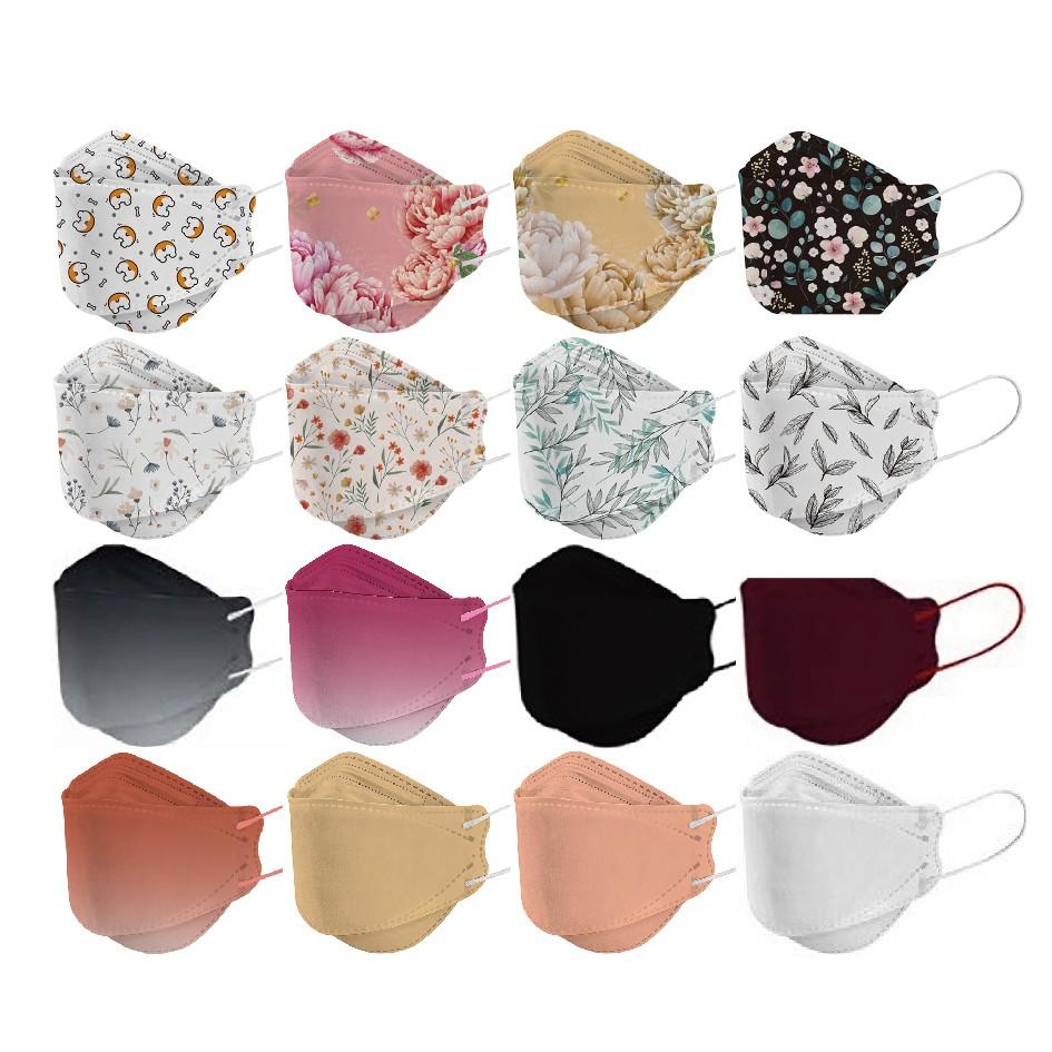 宏瑋立體口罩10片盒裝 防疫商品 防疫用品 口罩 立體式口罩 【久大文具】