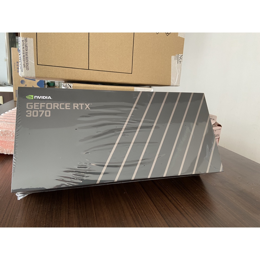 【全新現貨】NVIDIA GeForce RTX 3070 Founders Edition 創始版 顯示卡 全新未拆