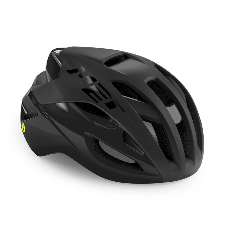 MET RIVALE MIPS 自行車安全帽(消光黑)【7號公園自行車】
