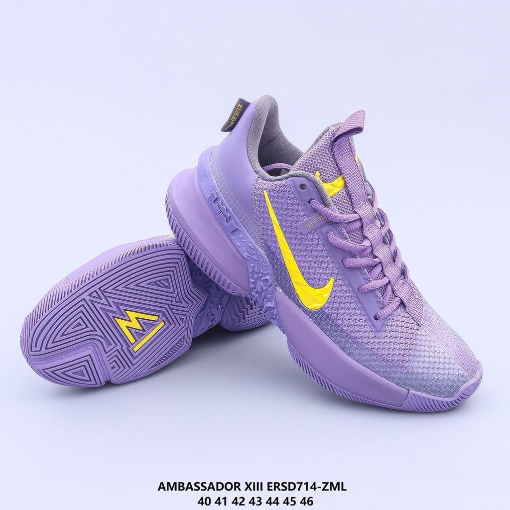 NIKE AMBASSADOR 詹姆斯13代籃球鞋