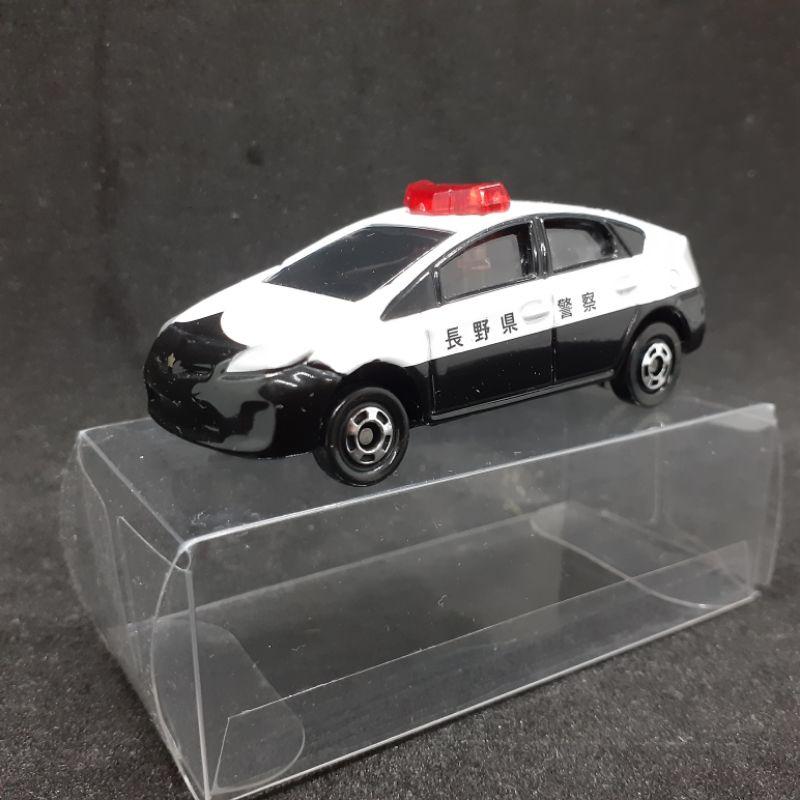 Tomica 絕版Toyota Prius 發光車,泰國製造,無吊卡(附膠盒)