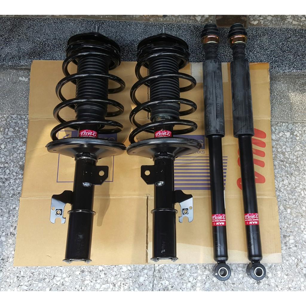 日本 KYB 加強型避震器 FORD 2005-2012 FOCUS 搭配原廠型彈簧總成件17000元