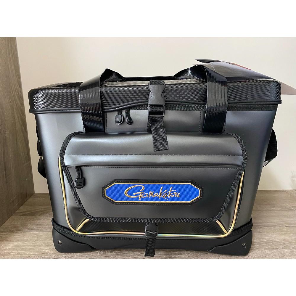 🔥【平昇釣具】🔥GAMAKATSU GB-387 32L 軟式冰箱 黑色