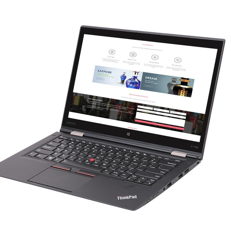 ✒二手筆記本電腦聯想Thinkpad  X1yoga超薄超級本輕薄商務辦本14寸