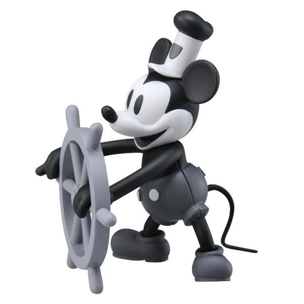 迪士尼米奇滑船舵造型活動公仔/玩偶/收藏/今日最便宜/貨到付款/現貨供應/禮物