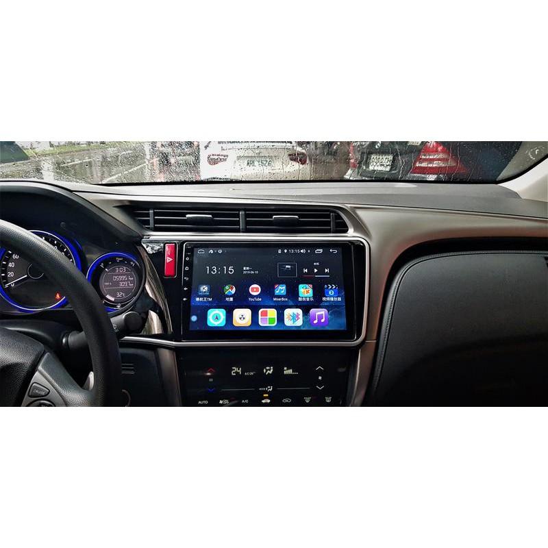 本田 HONDA CITY (14-20) 2021年新款10.2吋安卓10.0版八核心6+128智能導航旗艦車機