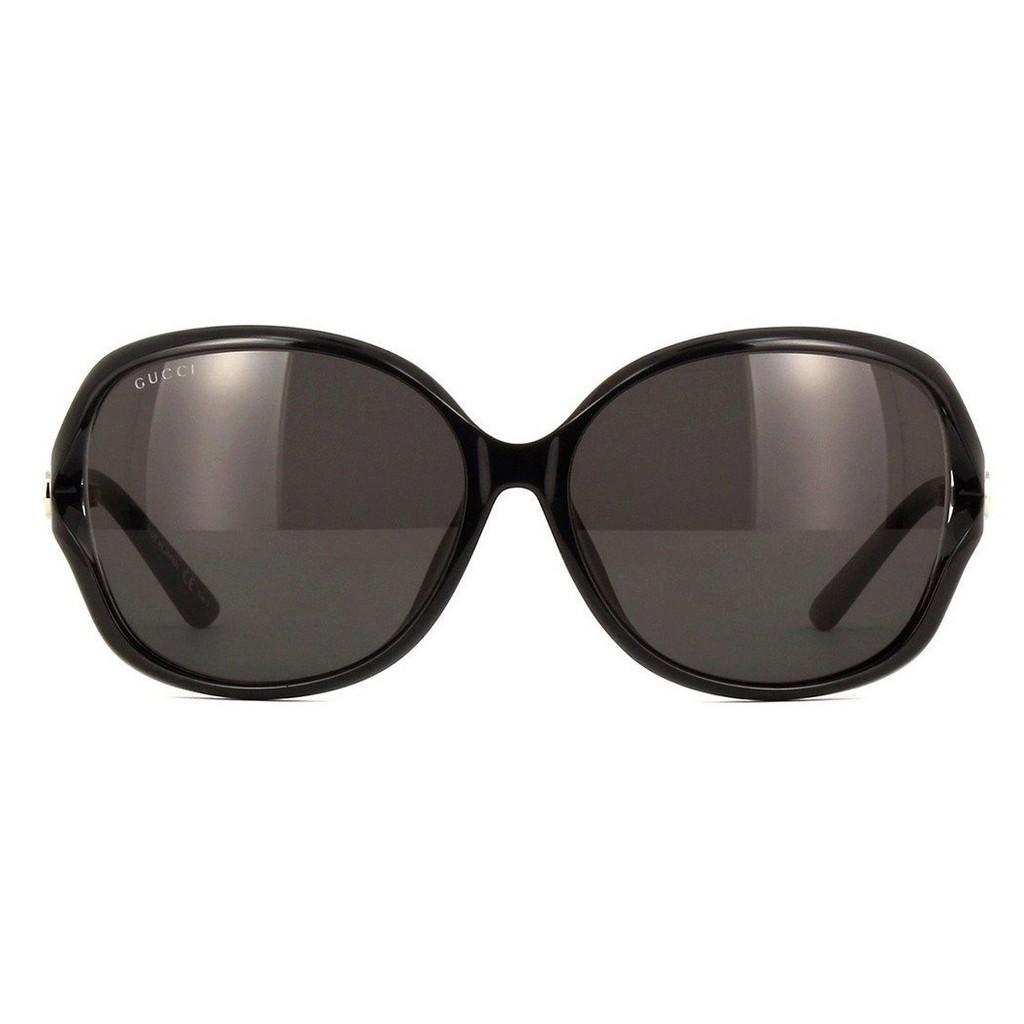 GUCCI 太陽眼鏡 GG0076SK 金屬雕花 墨鏡【原作眼鏡】