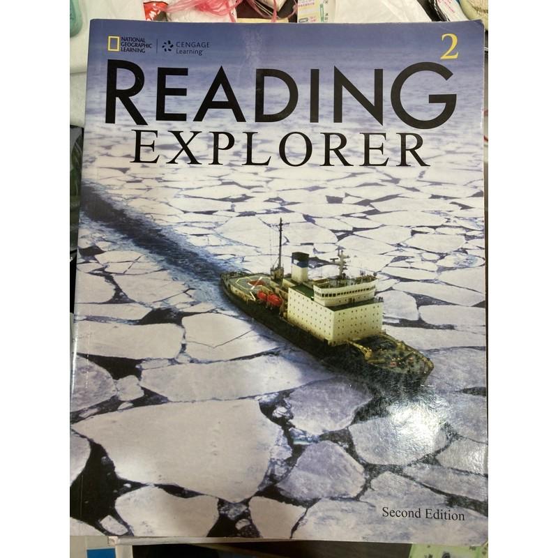reading explorer2 /二手書