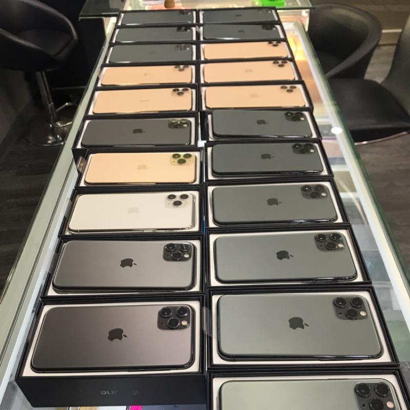 ★全新及二手★IPHONE 11 Pro Pro Max 256G 512G 64G 可刷卡分期/可無卡分期  特選