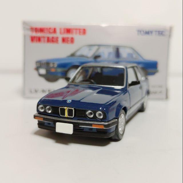 Tomytec 1/64 TLV LV-N91b BMW 318i E30 寶馬 3系列 Tomica