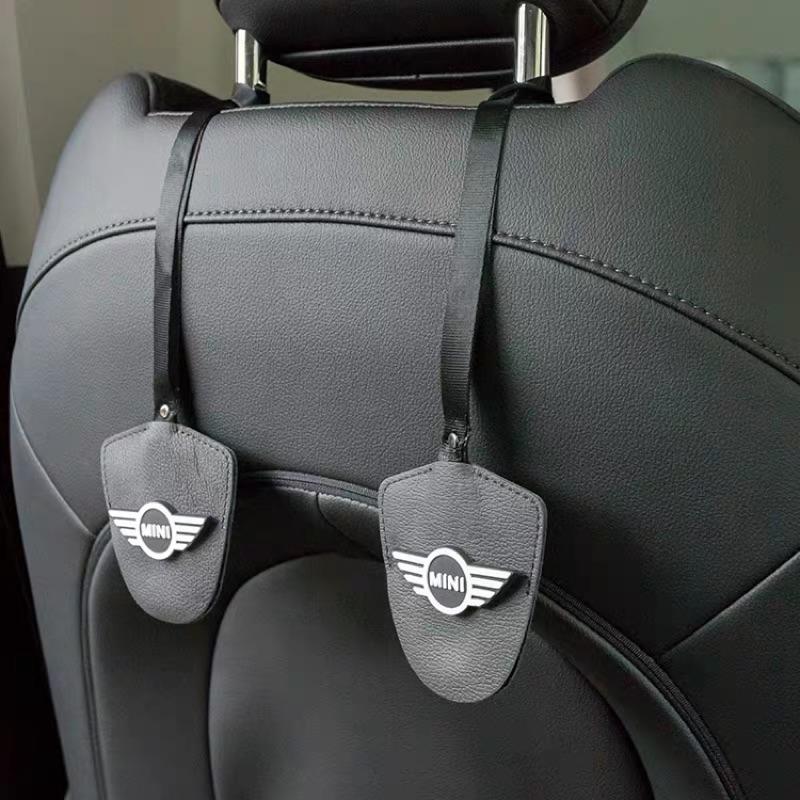 MINI COOPER COUNTRYMAN CLUBMAN 掛鉤 座椅 置物勾 後座 飲料 包包 提袋 購物袋