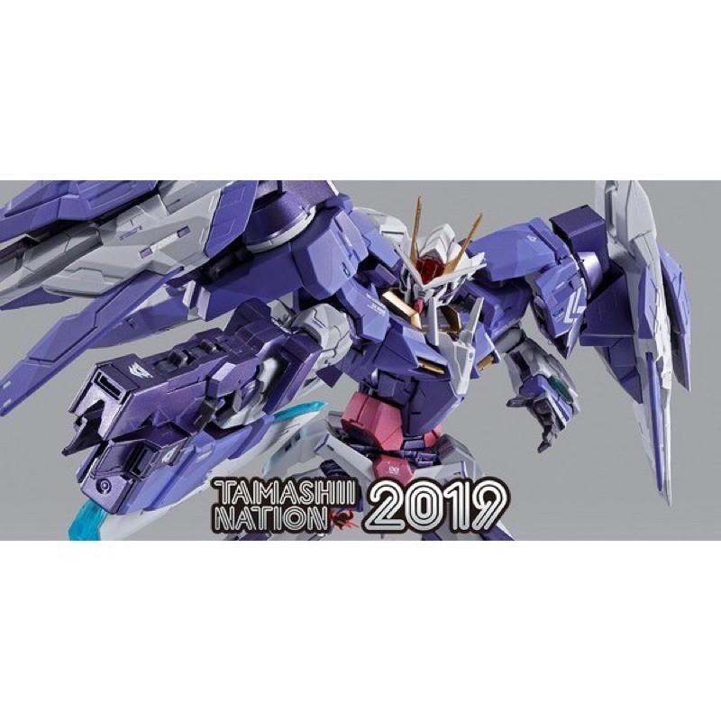 現貨 日版 會場MB 合金 metal build  OOR  00 Raiser blue魂藍