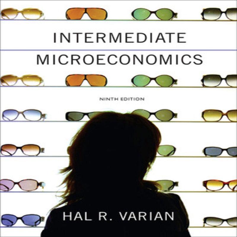 ■必讀Intermediate Microeconomics A Modern Approach9th 紙質黑白