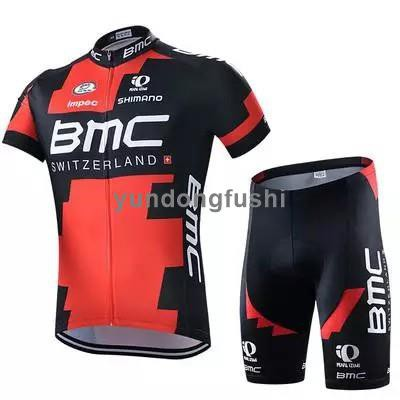 運動服飾~BMC車隊版車衣車褲套裝 腳踏車車衣 單車衣 公路車山車車衣