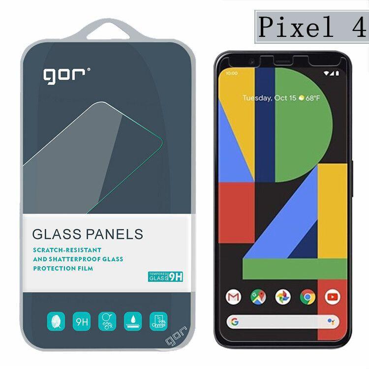 【免運】GOR googlepixel4xl鋼化膜谷歌pixel 5手機膜4a半屏3無白邊保護貼