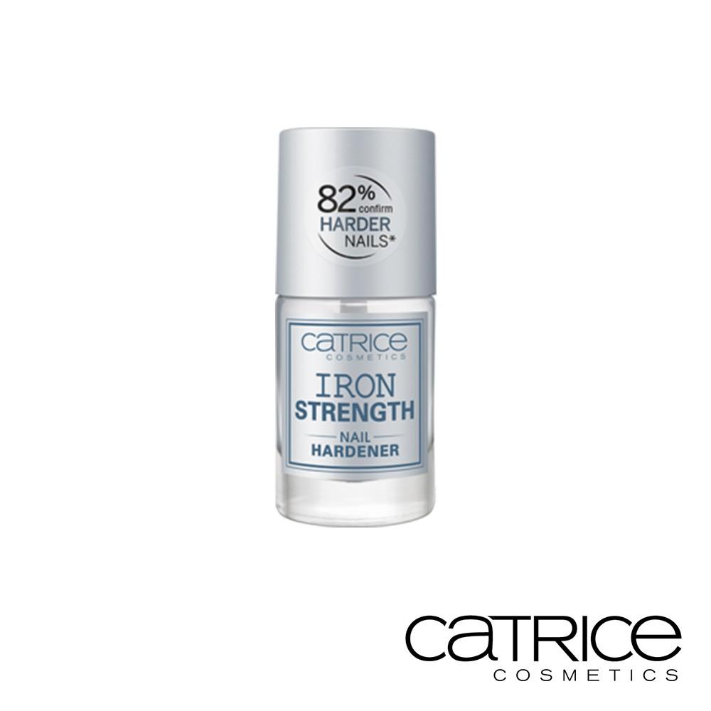 Catrice 卡翠絲 硬甲油 透明 10ml 不泛黃 光澤 護甲油