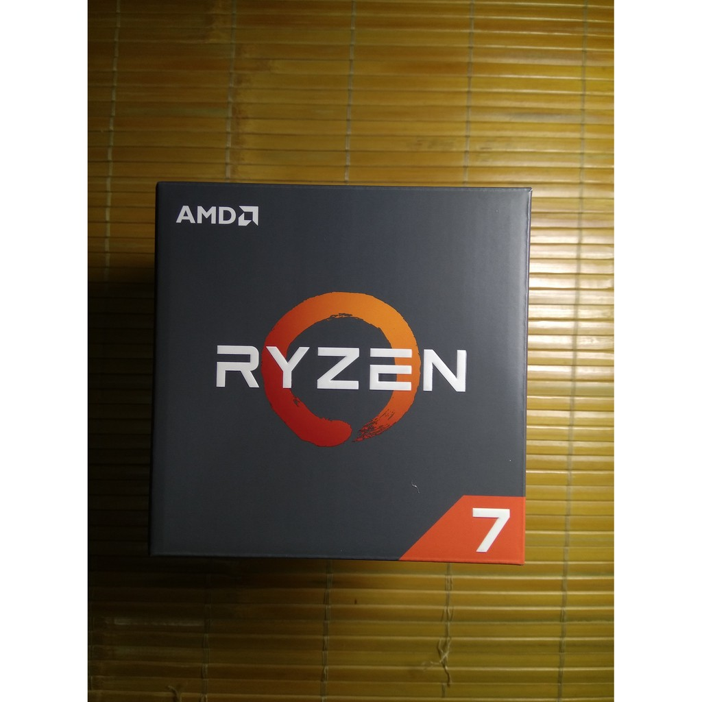 AMD Ryzen R7 1700 R5 1600 AM4 處理器