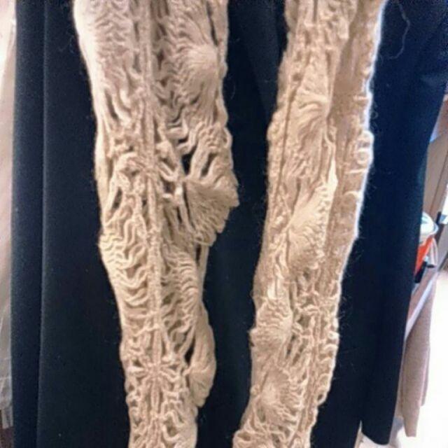 保暖氣質造型圍巾