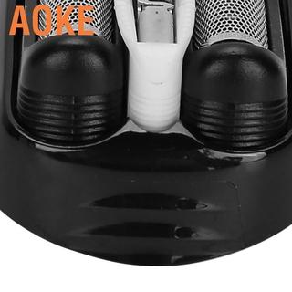 BRAUN Aoke 剃須刀更換刀片鋁箔頭配件 32b 適合博朗 3 系列 300s /  301s 310s