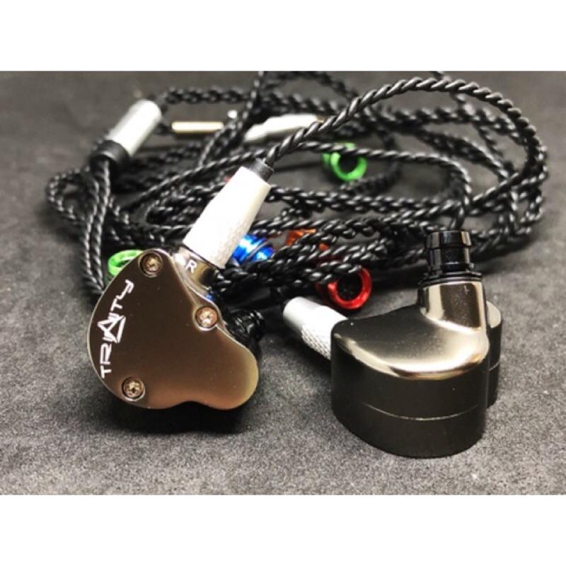 鷗霖_Trinity Master 6 耳道式耳機/英國進口公司貨/保固3個月