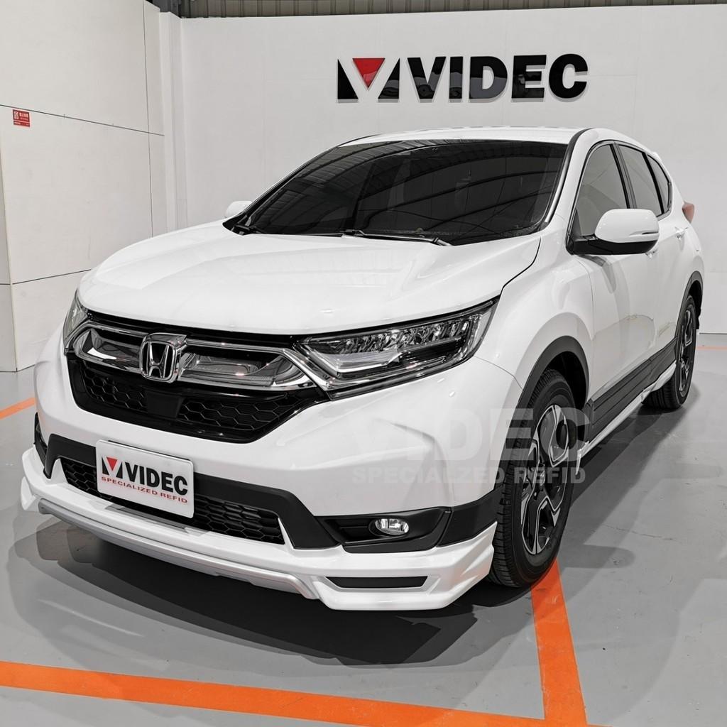 威德汽車 HONDA 2020 CRV5 CR-V 5代  無限 空力套件 實車裝 前下巴 側裙 後下巴 尾翼 原廠式樣