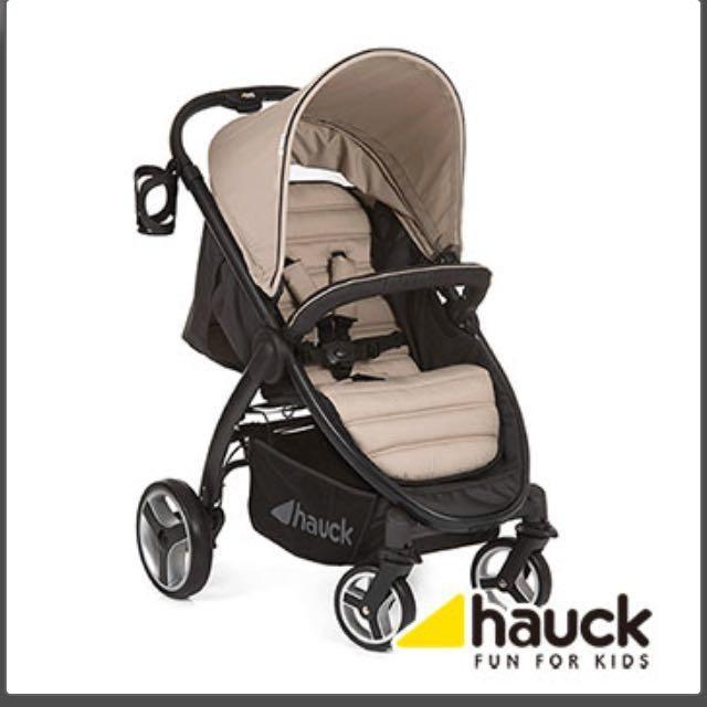 hauck嬰兒推車(中和自取)