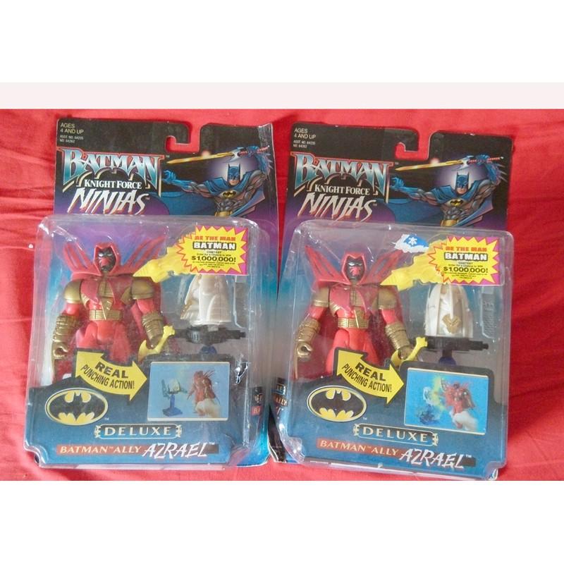 特價 Kenner Batman 蝙蝠俠 5寸 忍者騎士 死亡天使《超魂模型繪》