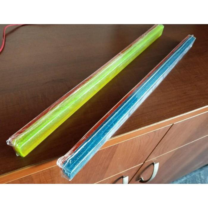 宏泰商行--1盒20組入-牌尺45CM(1組4支裝)黃/藍(2色)不挑款隨機出貨(歡迎台中自取)