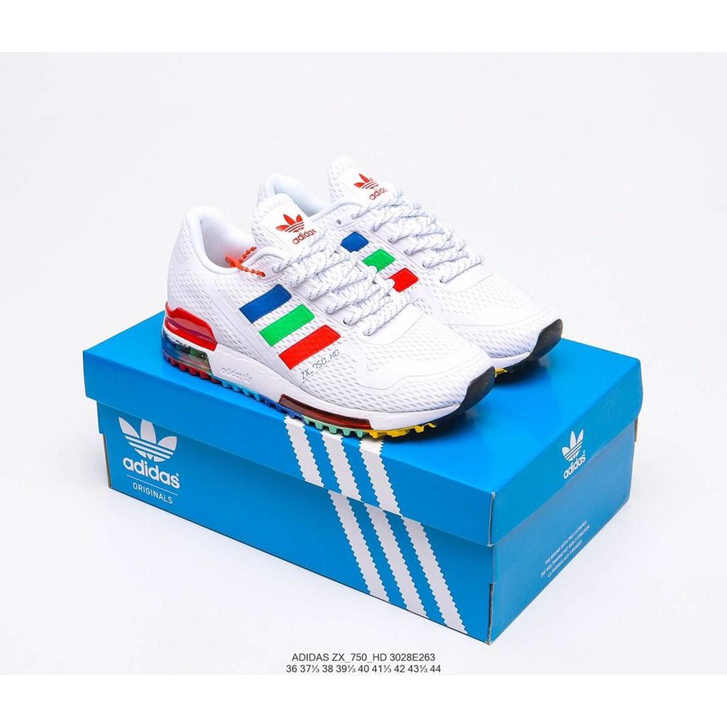ADIDAS 阿迪達斯 Zx750 Hd 男女運動跑步鞋